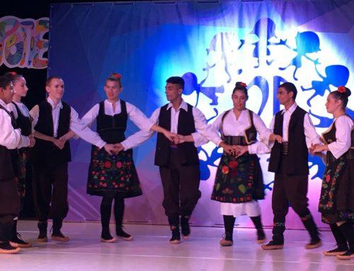 Наступ наших ученика на манифестацији Радост Европе – 03.10.2019.
