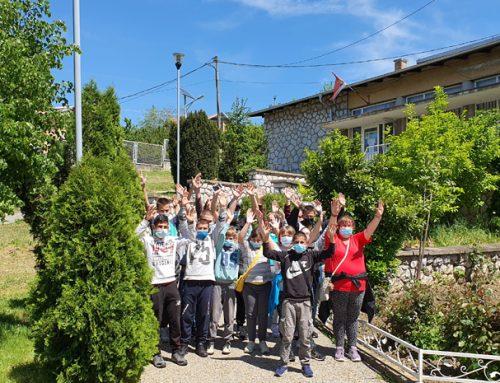 Ученици основне и средње школе поново на окупу у дому ученика – 10.05.2021.