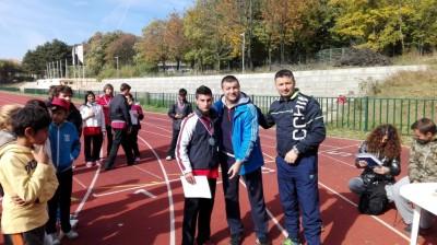 Регионално такмичење у атлетици - Октобар 2016