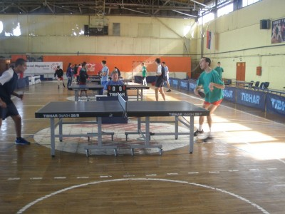 Државно првенство у стоном тенису - Март 2015