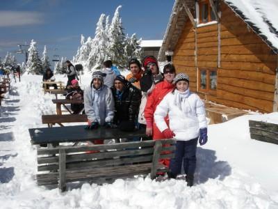 Школа скијања Копаоник 2013