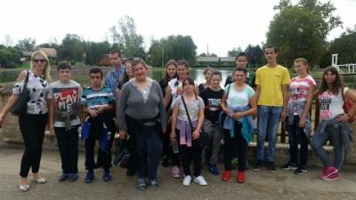"""ХО """"Радост деци"""" са ученицима у Тамишким конацима - 30.09.2019."""
