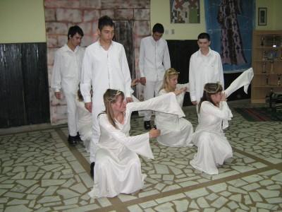 Дан школе и школска слава Свети Сава 2009