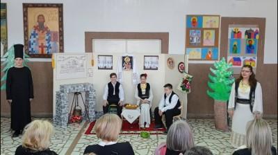 Дан школе и школска слава Свети Сава 2019.