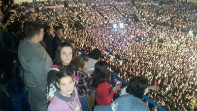 Концерт Бијело Дугме - Београдска Арена 2016