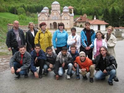 Манастири околине Ваљева - Излет 2012