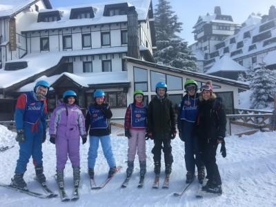 Школа скијања - Копаоник 2018.