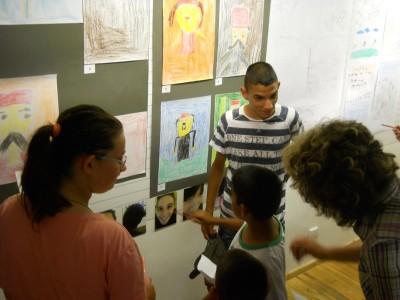 Изложба радова са Азбукаонице - Јун 2015